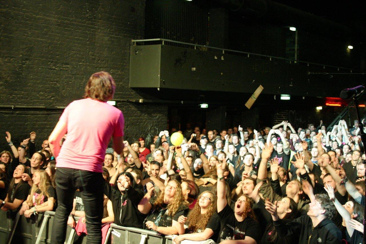 157 - J.B.O. @ Arena Wien AT, 26.11.2011 - Foto von Carsten Dobschat