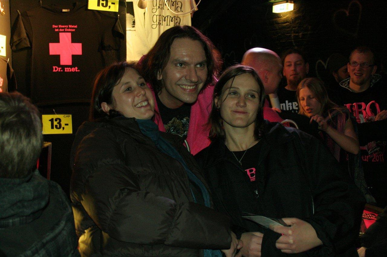177 - J.B.O. @ Arena Wien AT, 26.11.2011 - Foto von Carsten Dobschat