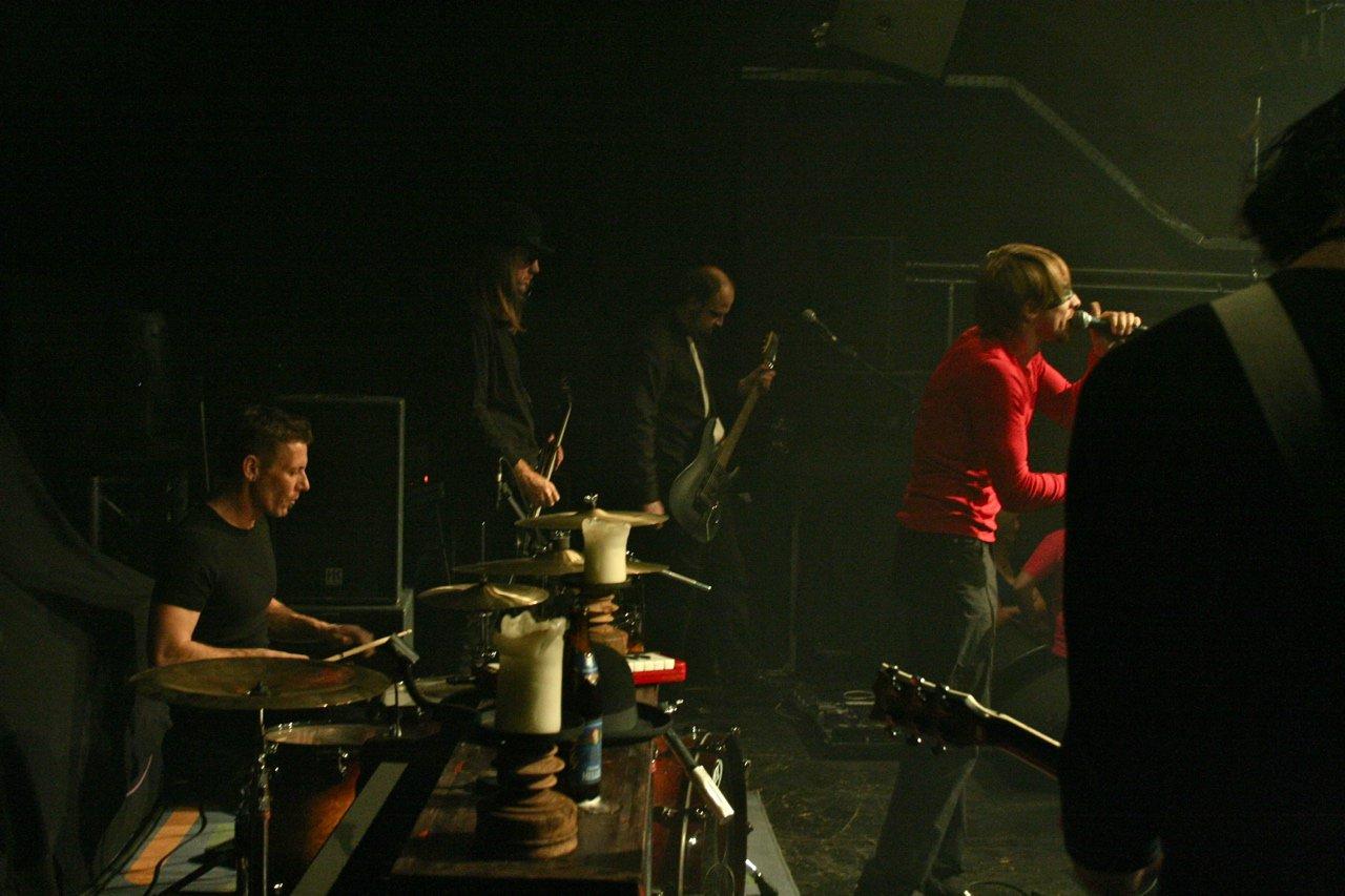 001 - Biedermann @ Explosiv Graz AT, 27.11.2011 - Foto von Carsten Dobschat