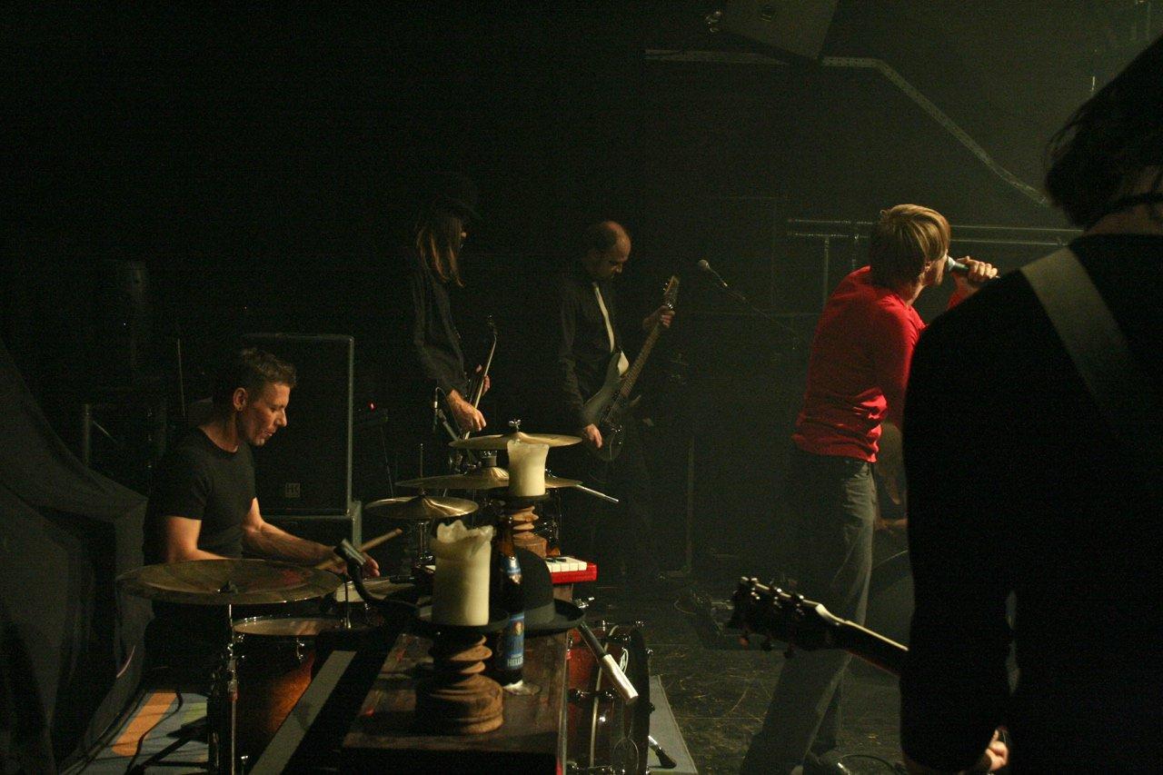 002 - Biedermann @ Explosiv Graz AT, 27.11.2011 - Foto von Carsten Dobschat