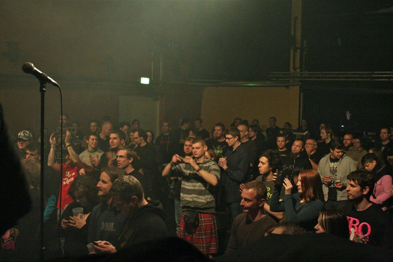 003 - Biedermann @ Explosiv Graz AT, 27.11.2011 - Foto von Carsten Dobschat