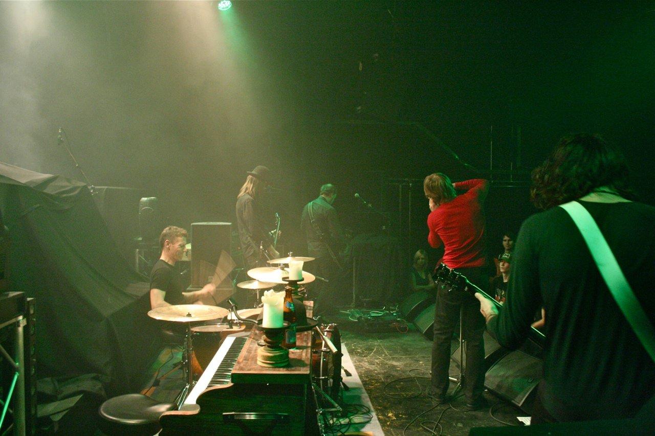 005 - Biedermann @ Explosiv Graz AT, 27.11.2011 - Foto von Carsten Dobschat