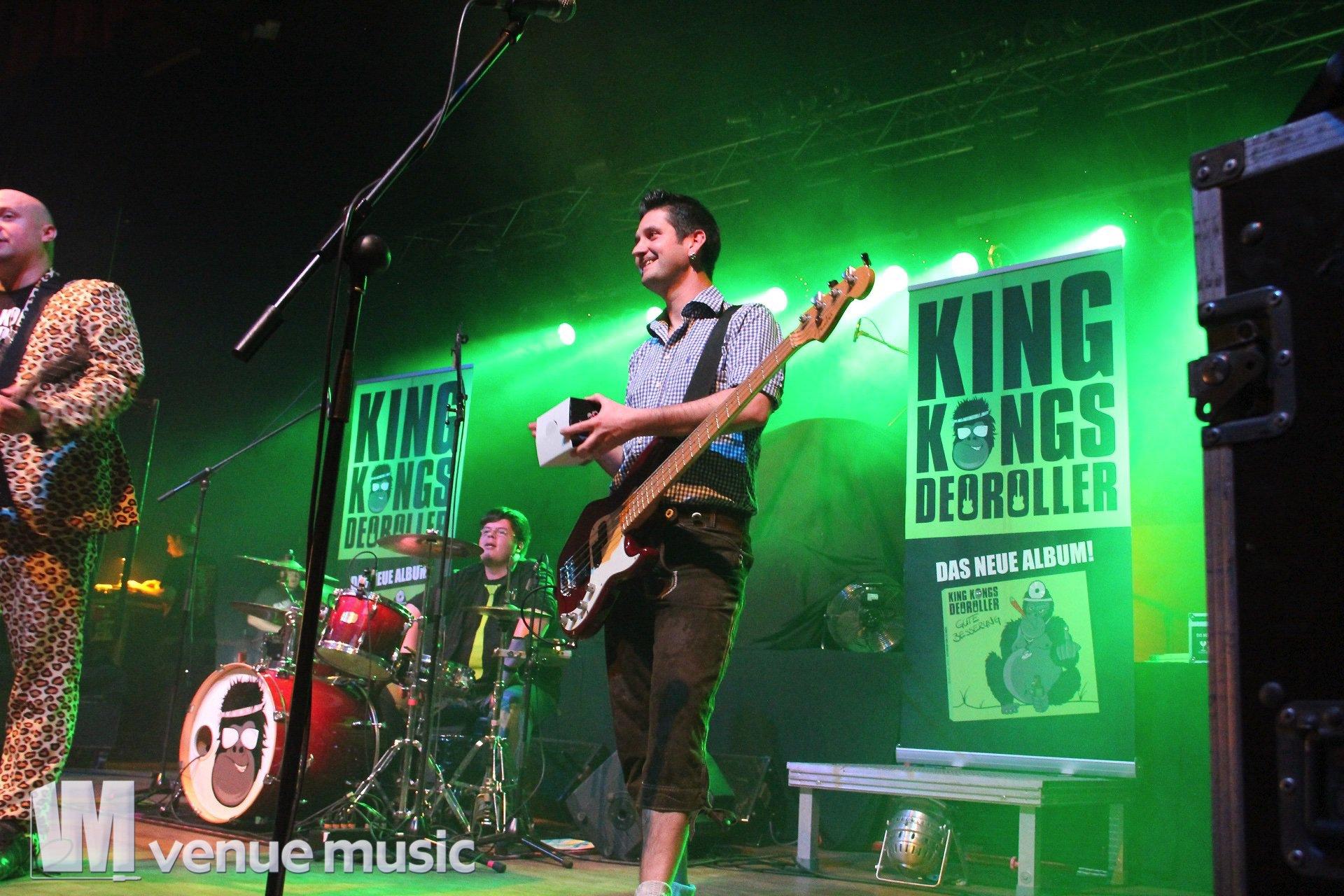 King Kongs Deoroller @ Tivoli, Freiberg