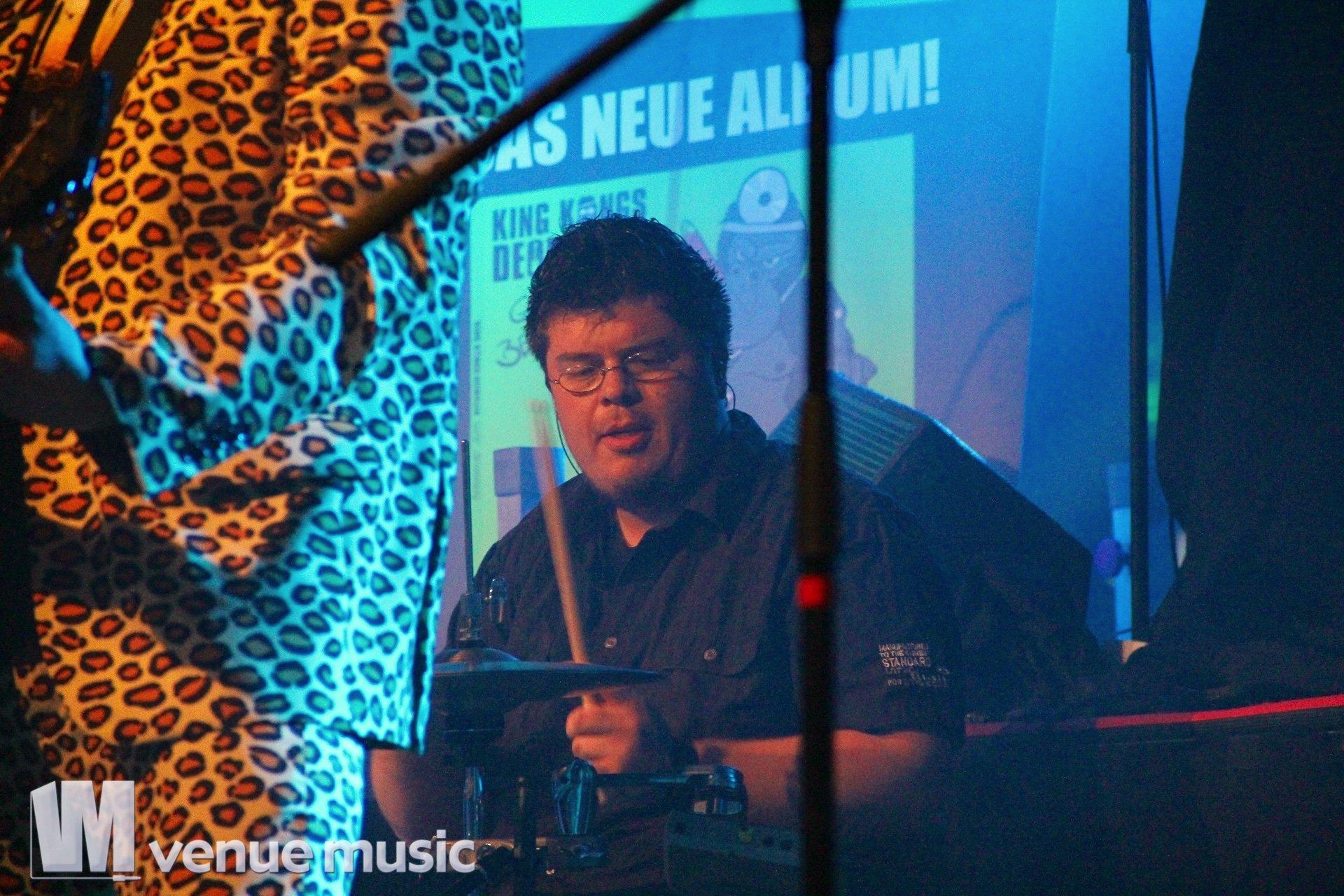 King Kongs Deoroller @Alte Seilerei, Mannheim