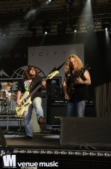 Tesla @ Rock Hard Festival 2014