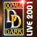 Cover: Donald Dark - Live EP 2001