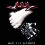 Cover: U.D.O. - Man And Machine