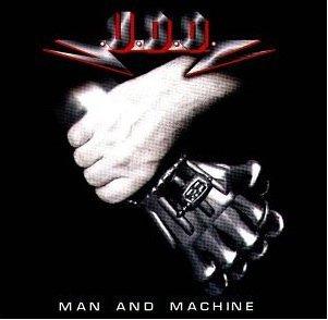 Man and Machine (U.D.O. album)
