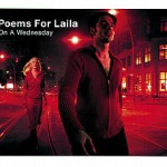 Cover: Poems for Laila - On a wednesday