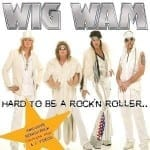 Cover: Wig Wam: Hard To Be A Rock'n'Roller