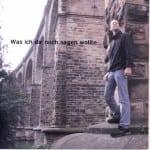 Cover: Liedermacher Lukas - Was ich dir noch sagen wollte