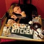 Cover: Slick's Kitchen - Half Evil - Half Album