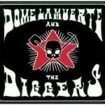 Cover: Dome La Muerte & The Diggers - s/t