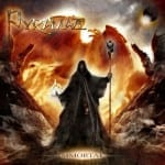 Cover: Pyramaze - Immortal