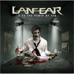 Cover: Lanfear - X to the Power of Ten