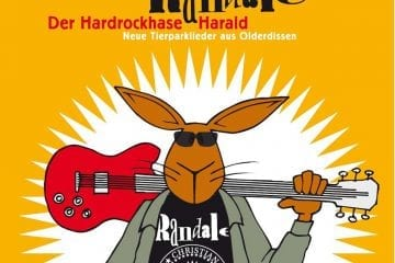 RANDALE - Der Hardrockhase Harald