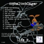 Cover: Life P. - Asphaltschlager