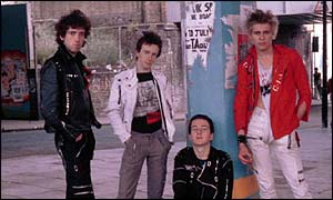 Bandfoto The Clash