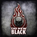 Cover: The New Black - The New Black