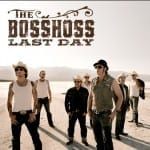 Cover: The BossHoss - Last Day (Single)