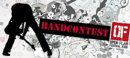 Open Flair Bandcontest