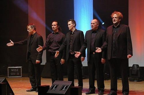 Wise Guys: Konzerthalle Dortmund 14.09.2008