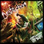Cover: Destruction - The Curse Of The Antichrist-Live In Agony