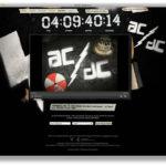 Screenshot: AC/DC