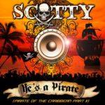 Cover: DJ Scotty - He's A Pirate