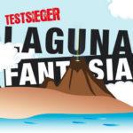 Cover: Testsieger - Laguna Fantasia