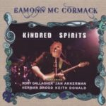 Cover: Eamonn McCormack - Kindred Spirits