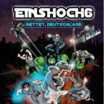 Cover: Einshoch6 - Rettet Deutschland