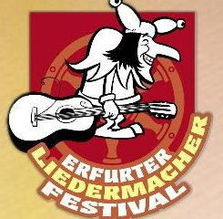 Logo: Erfurter Liedermacherfestival