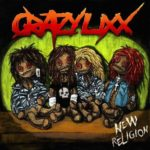 Cover: Crazy Lixx - New Religion