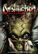 Cover: Destruction - A Savage Symphony: The History of Annihilation (DVD)