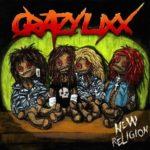 Cover: Crazy Lixx - New Religion