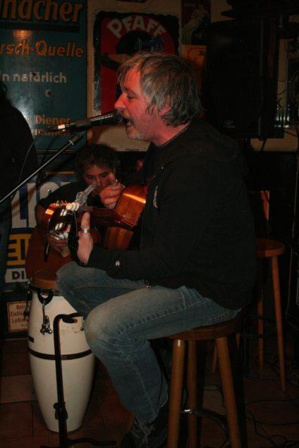 Manuel Sattler im Nilles Saarbrücken