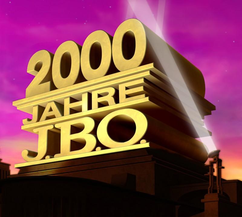 Cover: J.B.O. - 2000 Jahre J.B.O.