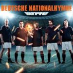 Cover: Bonfire - Deutsche Nationalhymne