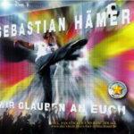 Cover: Sebastian Hämer - Wir glauben an Euch
