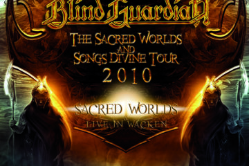 Cover: Blind Guardian - Sacred Worlds Live in Wacken