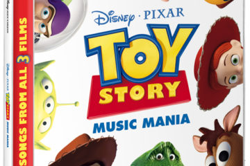 Cover: Toy Story Music Mania