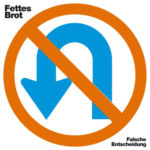 Cover: Fettes Brot- Falsche Entscheidung