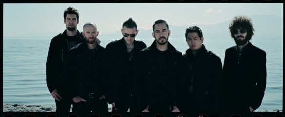 Linkin Park - Photo by James Minchin
