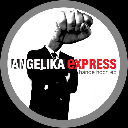 Cover: Angelika Express - Hände hoch