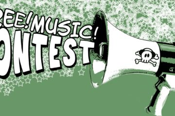 Logo: Free! Music! Contest 2010