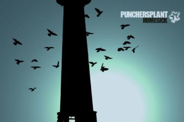 Cover: Punchers Plant - Homesick (EP)