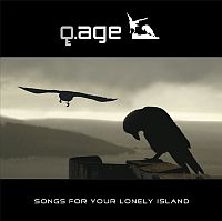 Cover: q.age - Songs For Your Lonely Island