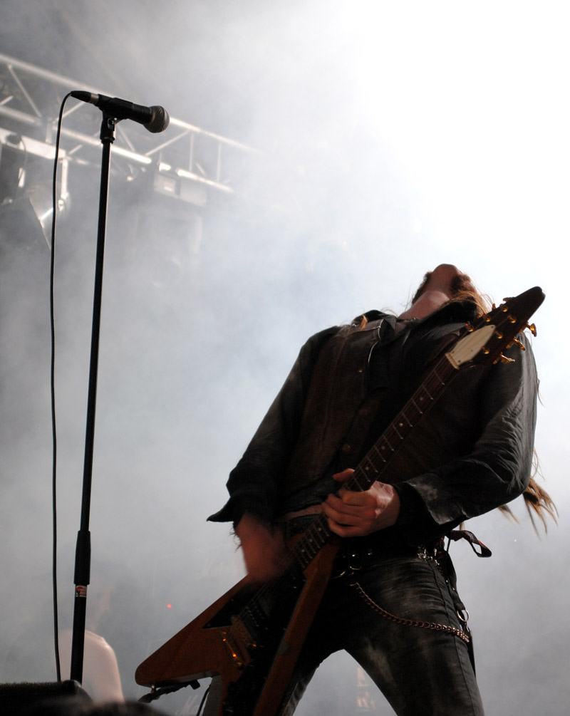Solstafir, Summer Breeze 2010