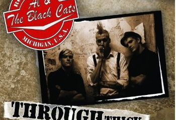 Cover: Al & The Black Cats - Through Thick 'n' Thin